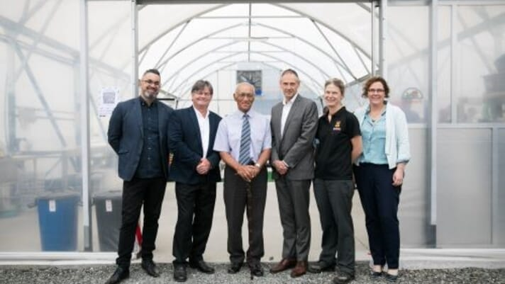 Seaweed biotech facility opens in New Zealand thumbnail image