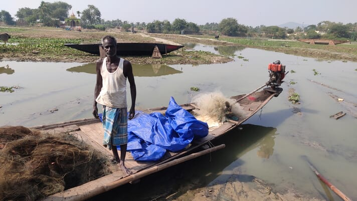 "How a shrimp farming ""mafia"" is displacing Indian fishing communities thumbnail image"