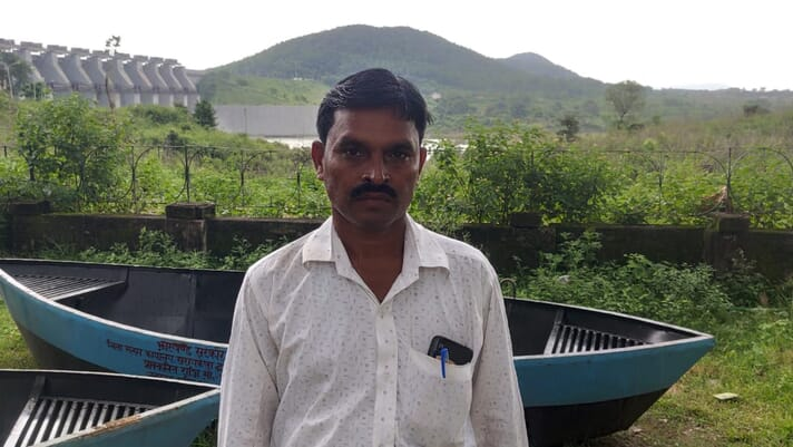 Cage farming of pangasius and tilapia proves profitable in eastern India thumbnail image