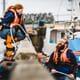 Scottish salmon producer wins trio of staff welfare awards thumbnail image