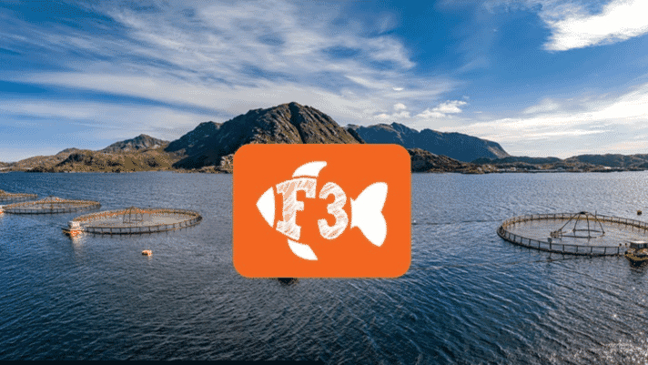 """Are """"fish-free"""" feeds in the future for salmonids? Join the upcoming F3 webinar on emerging trends in salmonid feeds thumbnail image"""