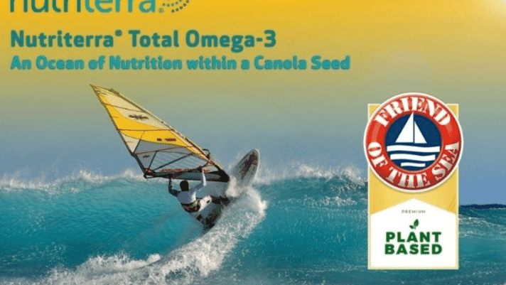 Recognition for plant-based Omega-3 thumbnail image