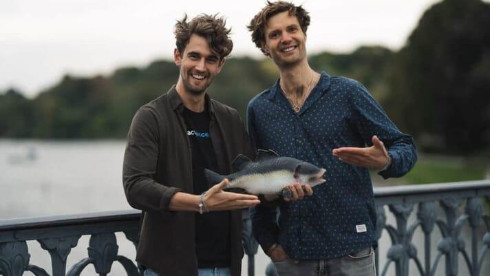 Swedish plant-based seafood startup lands major investment thumbnail image