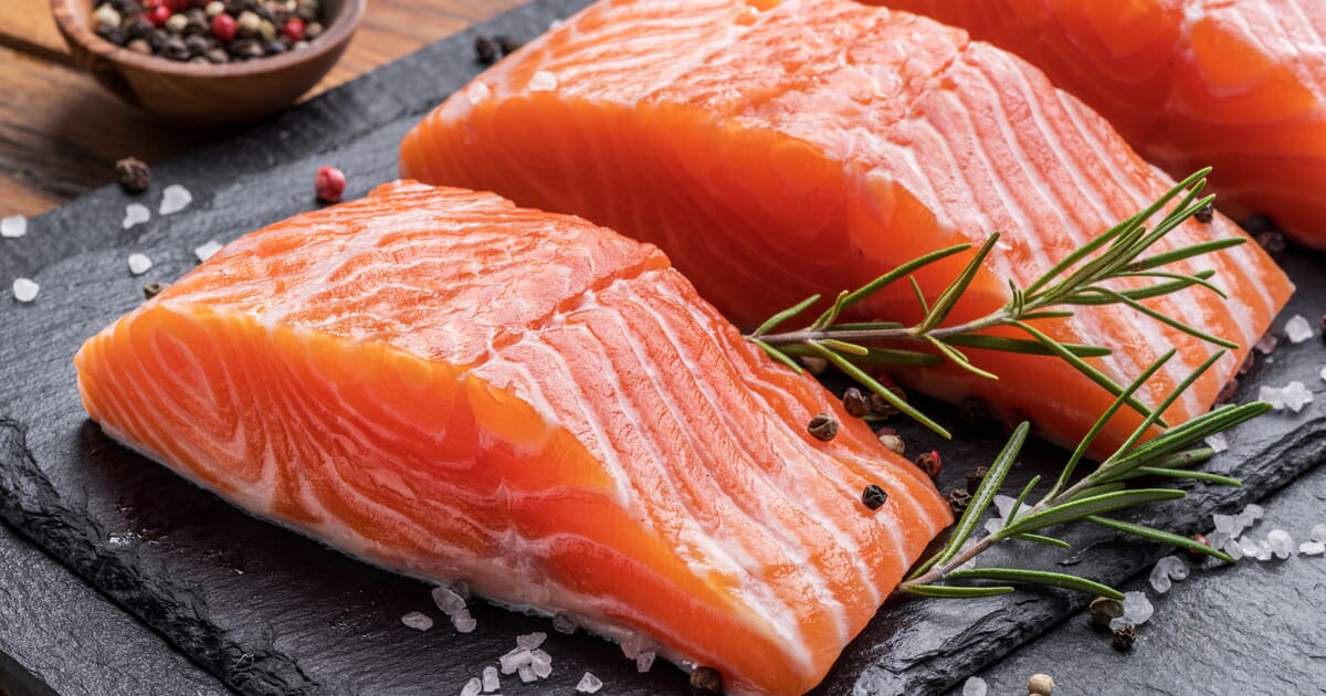 Why farm salmon if you can print them? | The Fish Site