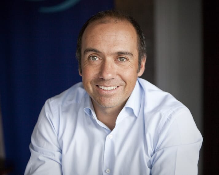 Carlos Diaz, CEO of BioMar