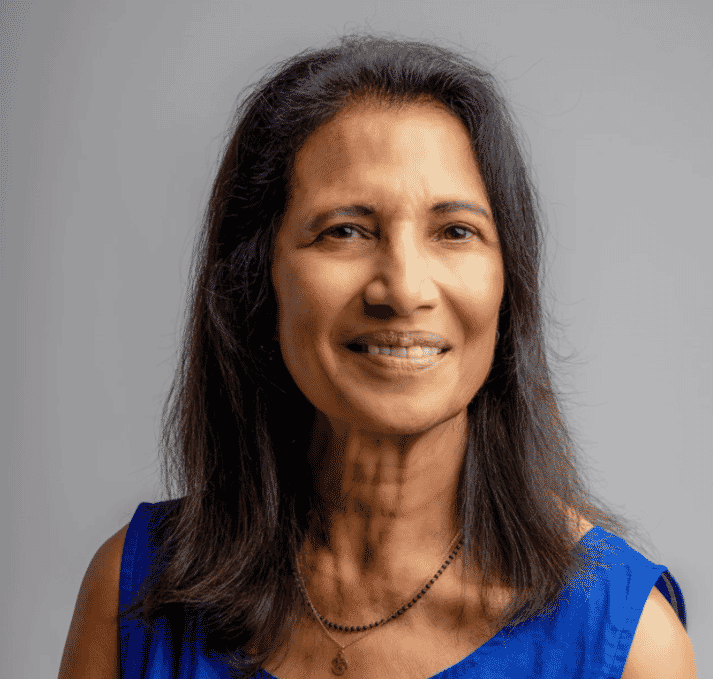Dr Shakuntala Thilsted, global lead for nutrition and public health at WorldFish