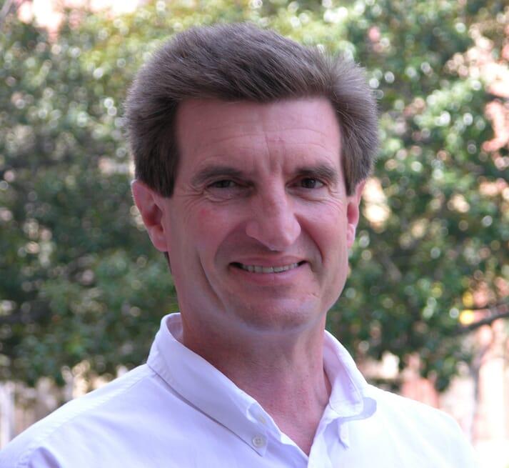 Dr Dennis Hedgecock