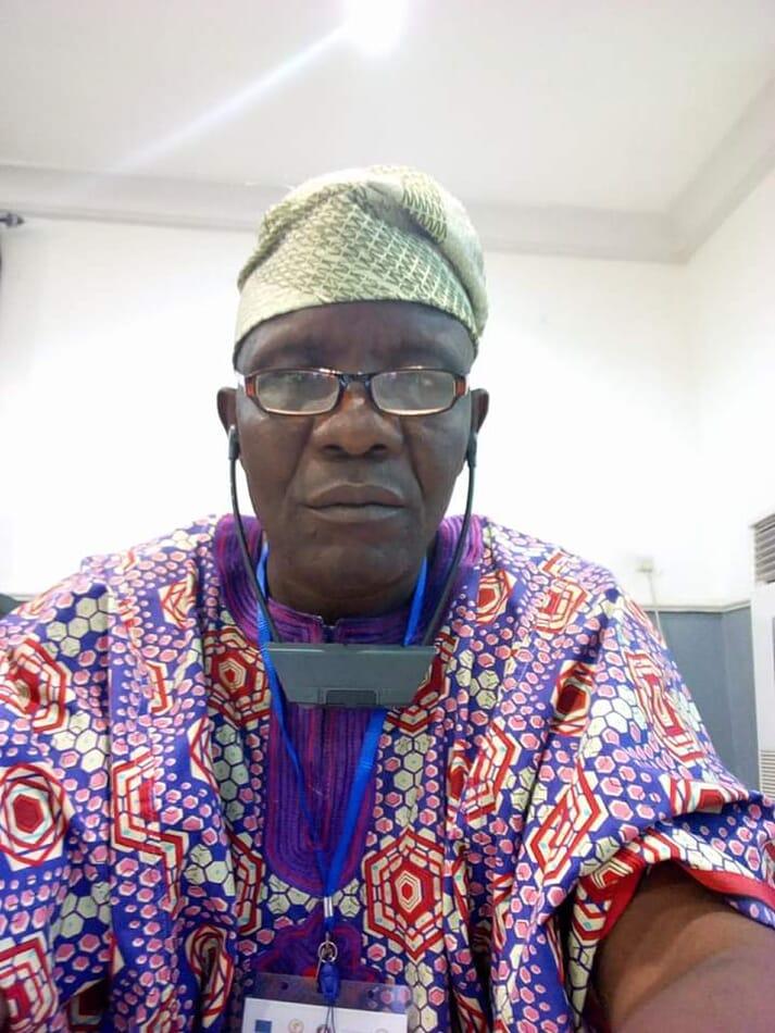 Rotimi Oloye, President of the Catfish Farmers' Association of Nigeria (CAFAN)
