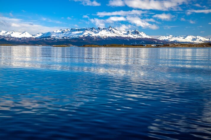Argentinian officials began looking into establishing salmon farms in the Beagle Channel in 2018