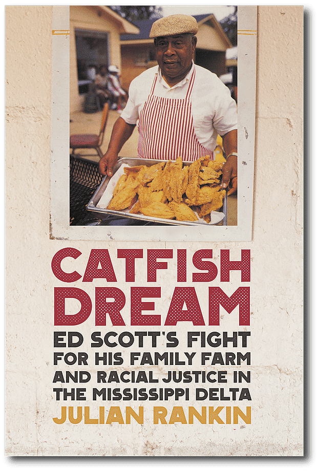 Ed Scott Junior blazed a pioneering trail for black fish farmers in the US