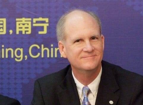 Professor Kevin Fitzsimmons believes Myanmar could rival Vietnam and Thailand for shrimp production