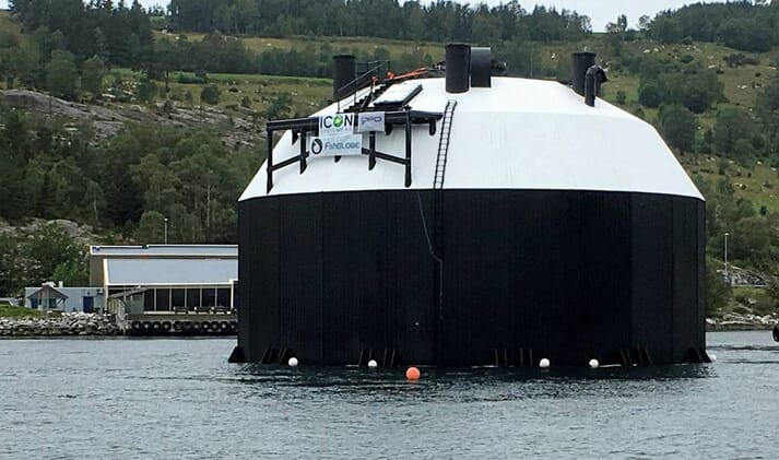 Fishglobe's latest closed-containment system is due to be stocked with its first cohort of salmon before the end of August 2019