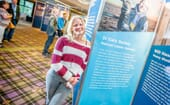 Dr Carly Daniels, who was nominated for three awards and went on to win one, at the Scottish Marine Aquaculture Awards preview thumbnail