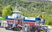 Malin Marine made its Aquaculture UK debut in style, with a workboat that dominated the outdoor exhibition space thumbnail