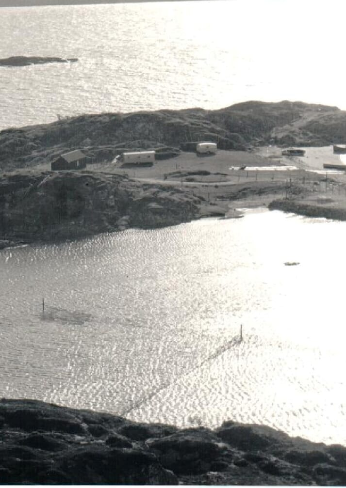 Ardtoe was chosen as a suitable place to create a lagoon to ranch wild-caught flatfish