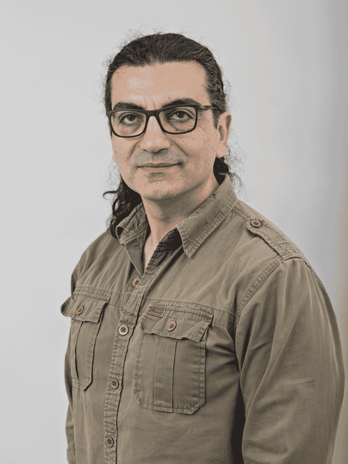 Dr Hooman Moghadam has joined SalmoBreed from Nofima