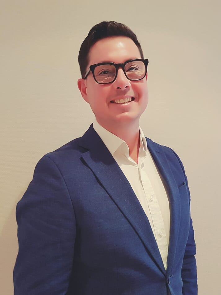 Jorge Piazza, marketing manager for Benchmark's genetics division