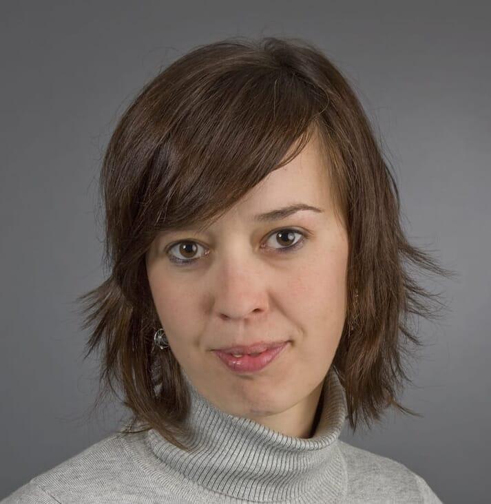 Dr Ester Santigosa, senior aquaculture scientist at DSM