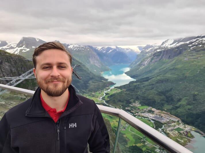 Preben Imset Matre will lead Ace Aquatech's Norwegian division