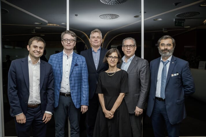 The team behind Proteon Pharmaceuticals