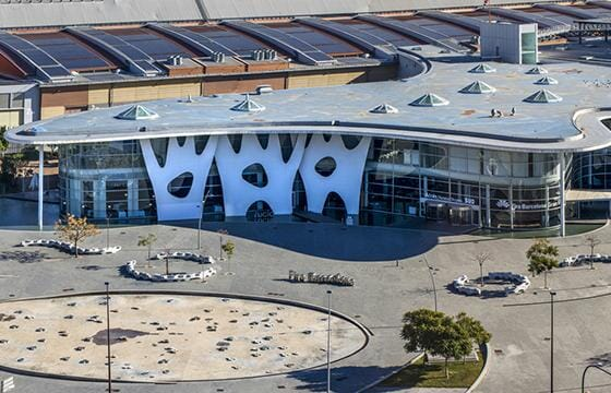 """The Fira de Barcelona offers Seafood Expo Global, """"a larger, modern venue that will present long-term growth opportunities"""", according to Diversified Communications"""