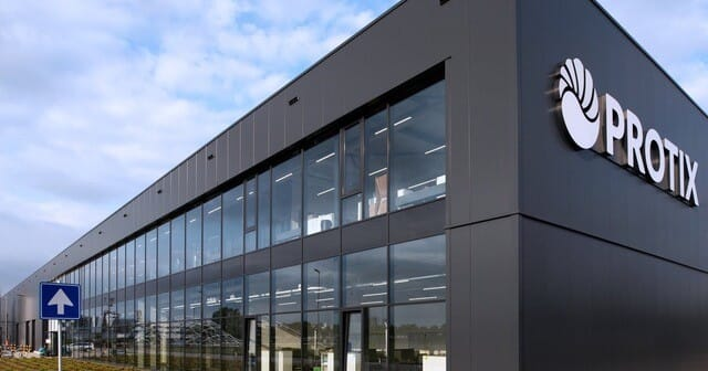 Protix opened a €40 million production facility, in the Dutch town of Bergen op Zoom, in 2019