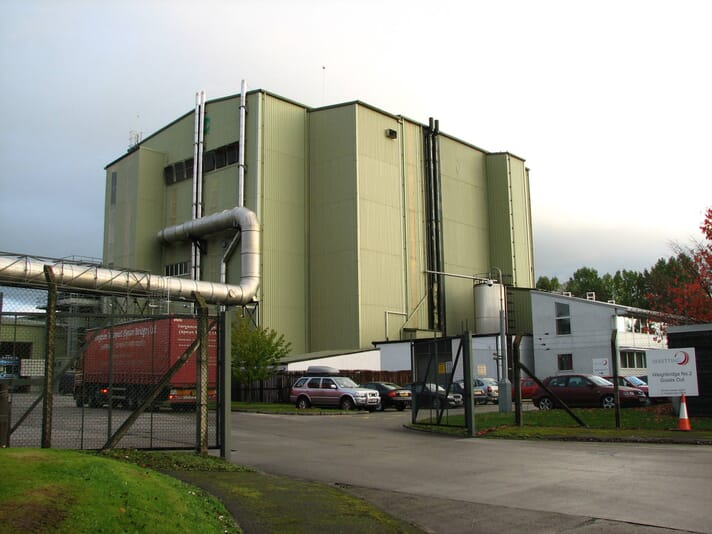 The former Skretting feed mill has the capacity to produce 100,000 tonnes of fish feed a year - considerably more than would be required by Cooke's current operations in Orkney and Shetland