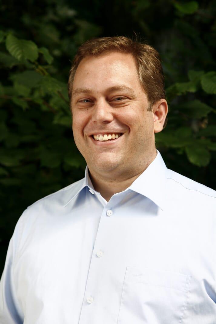 Joakim Hauge, manager of Bellona's bio-programme