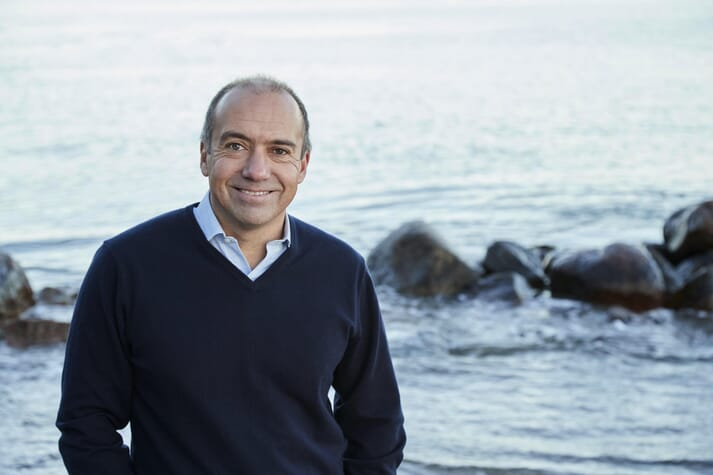 Carlos Diaz has been with BioMar since 2003, and was appointed CEO in 2015