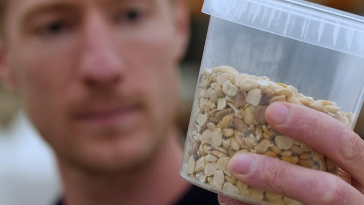 BioMar will be looking to increase the range of raw materials it can draw on for producing its feeds