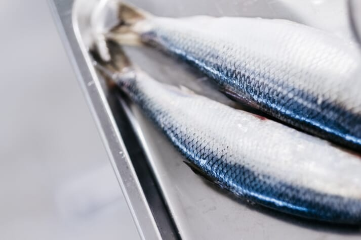 Herring oil has a high level of cetoleic acid, which serves as an omega-3 catalyst