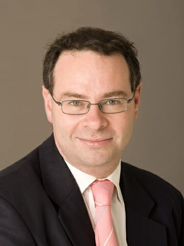 Hamish Macdonell: will lead public affairs and communications at the SSPO