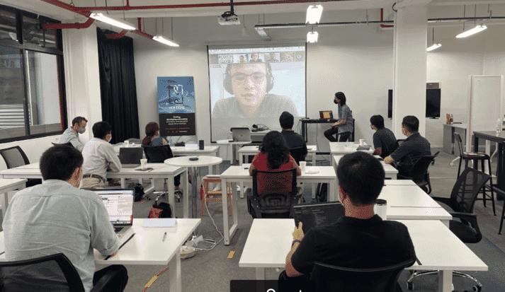Hatch's  inaugural Singapore Innovation Studio
