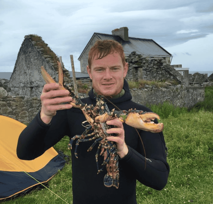 O'Rahelly has extensive experience in the shellfish sector and is currently based in Kinsale