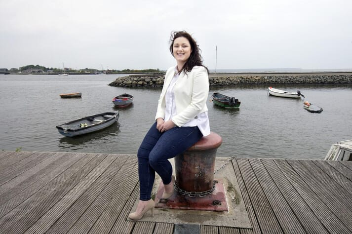 Kate Dempsey, founder and CEO of Aqualicense