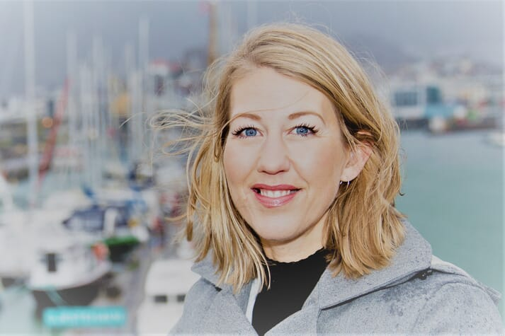 Hoel founded, and was a director of, Norway's Seafood Innovation Cluster