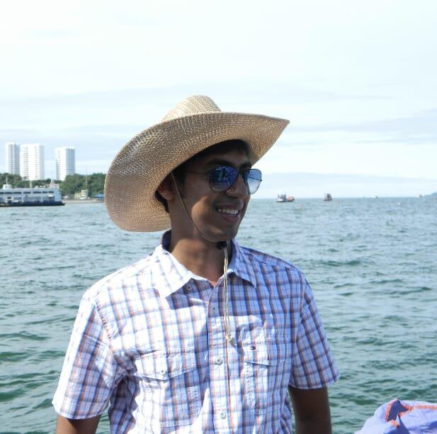 Nishanth Reddy