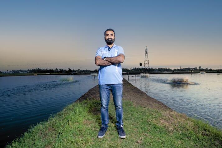 Raj Somasundaram, founder and CEO of Aquaconnect