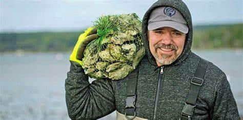 Kurt Grinnell was a tireless advocate of aquaculture