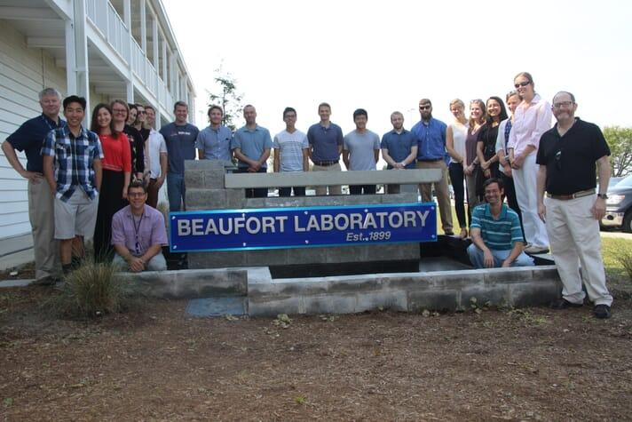 2017 Sea Grant Fellows