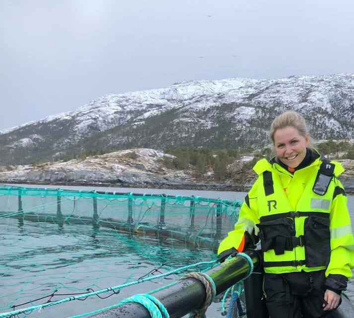 Hilde Storhaug, CSO of Norcod
