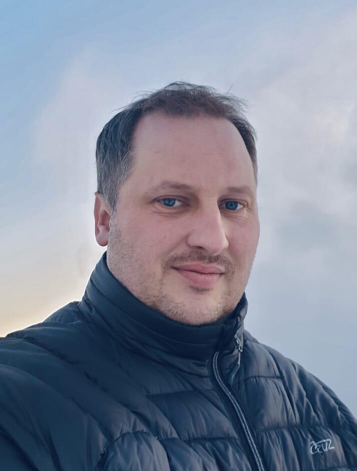 Rune Eriksen, CEO of Norcod