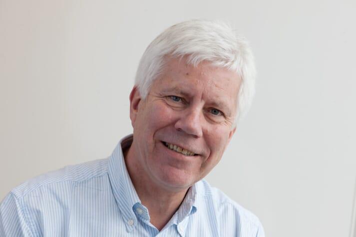 Tore Gunnar Wikdal, BioMar's supply chain director