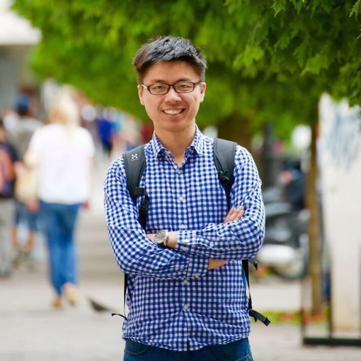 Yangyang Gong, form Nord University, is leading the study