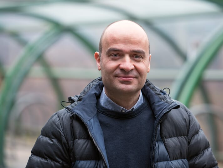 The research was led by Dr Oscar Monroig, from Stirling's Institute of Aquaculture