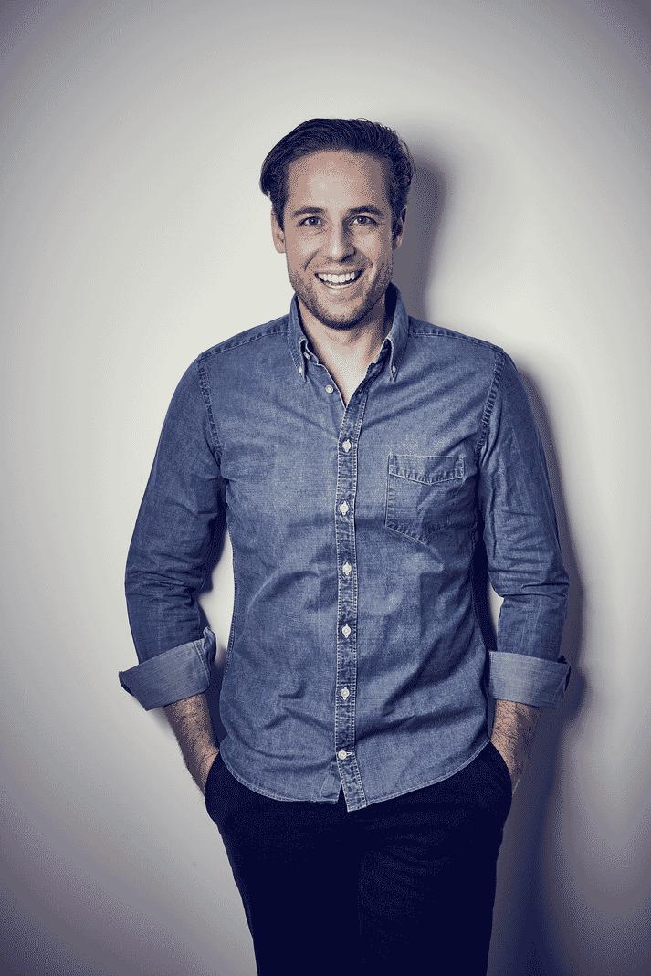 Dr. Fabian Riedel, fundador y CEO de Crusta Nova