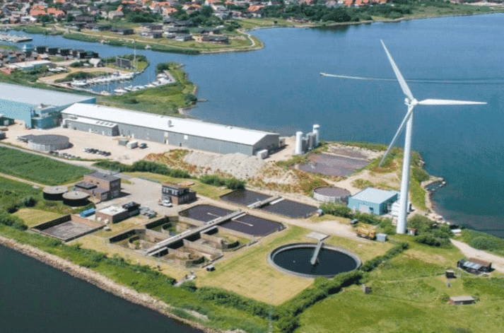 Atlantic Sapphire's original RAS, at Hvide Sande, Denmark