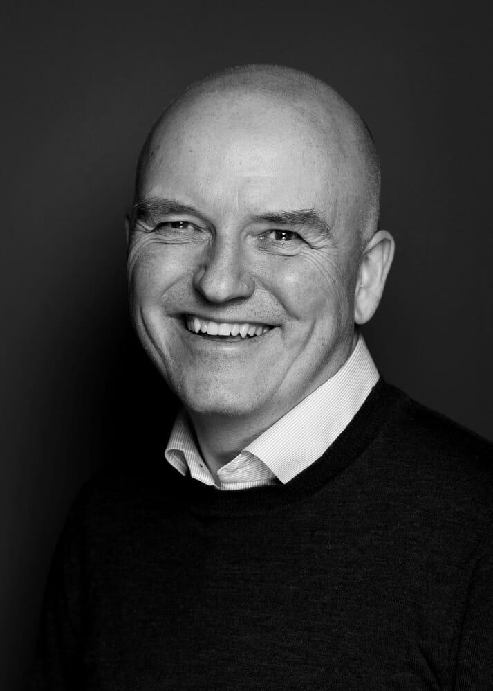 Kolbjørn Giskeødegård, the former Nordea analyst, is now CFO of Columbi Salmon