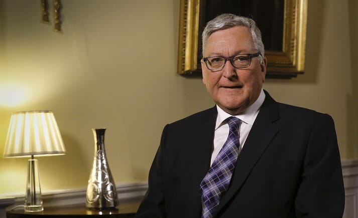 Fergus Ewing, Cabinet Secretary for the Rural Economy and Tourism