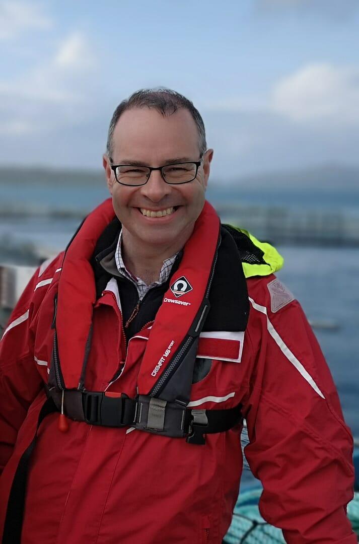 Hamish Macdonell, SSPO's director of strategic engagement